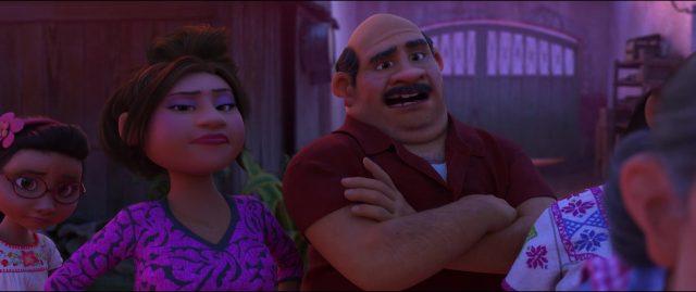 tia gloria personnage character coco disney pixar