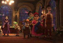 Tia Rosita Personnage Coco Disney Pixar Character