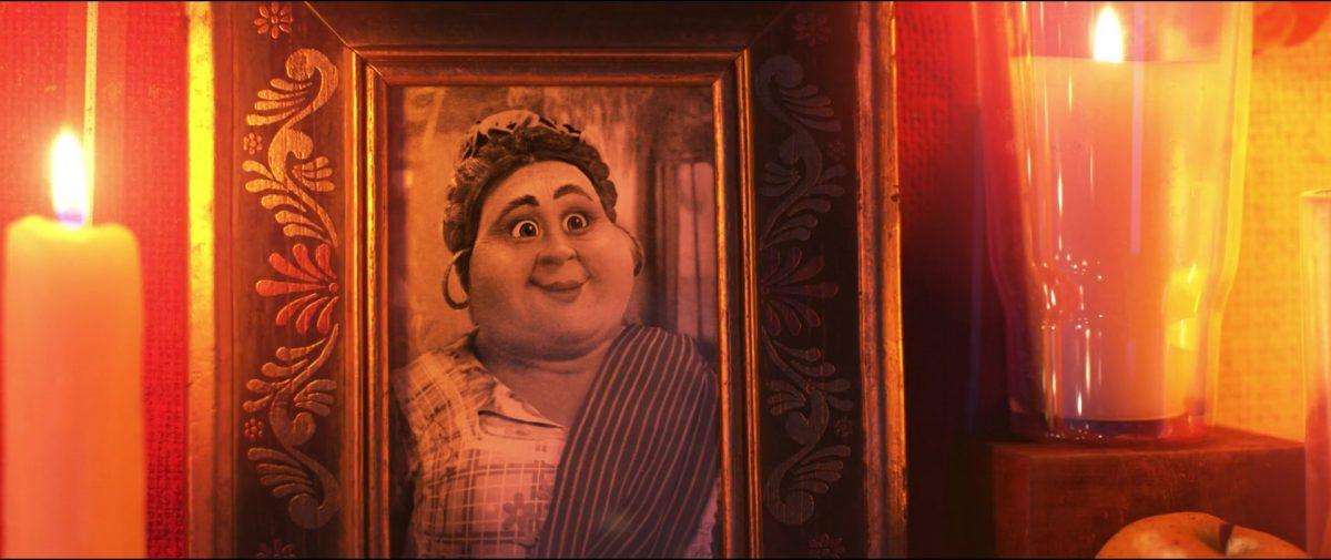rosita personnage character coco disney pixar