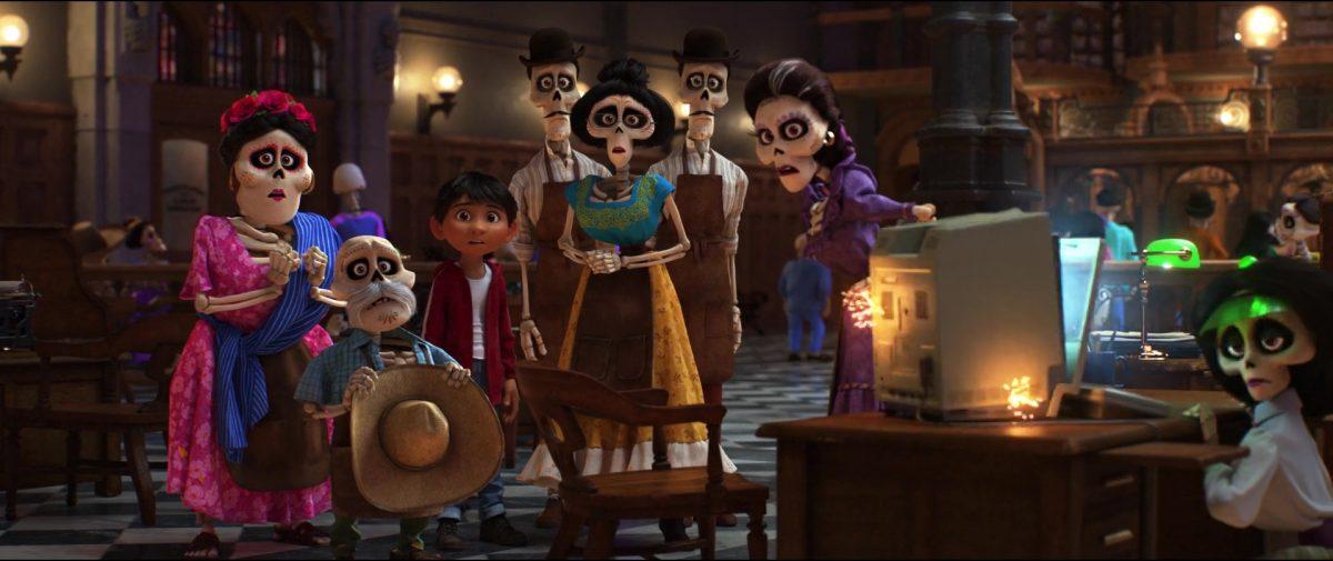 victoria personnage character coco disney pixar