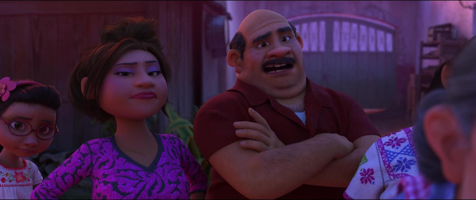 tio berto rivera personnage character coco disney pixar