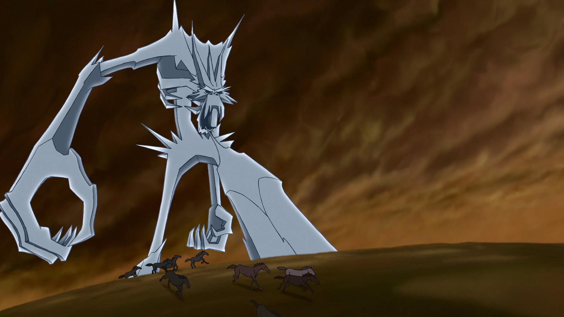 Titan Personnage Character Disney Hercule