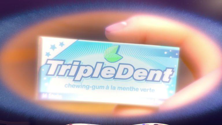 TripleDent Gum.
