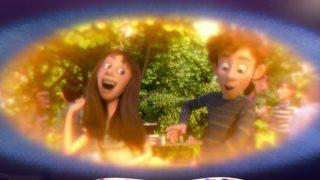 tripledent gum disney pixar