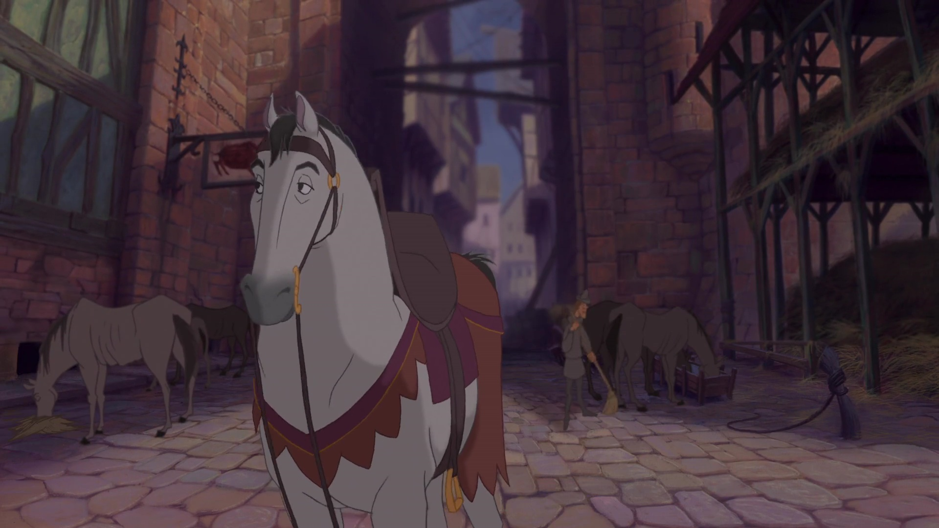achilles personnage bossu notre-dame disney character hunchback