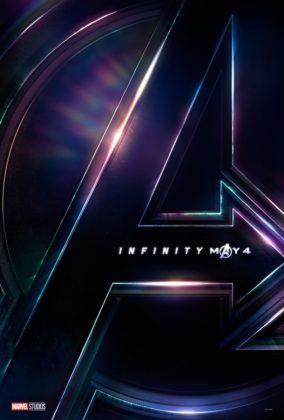 affiche avengers infinity war disney marvel poster