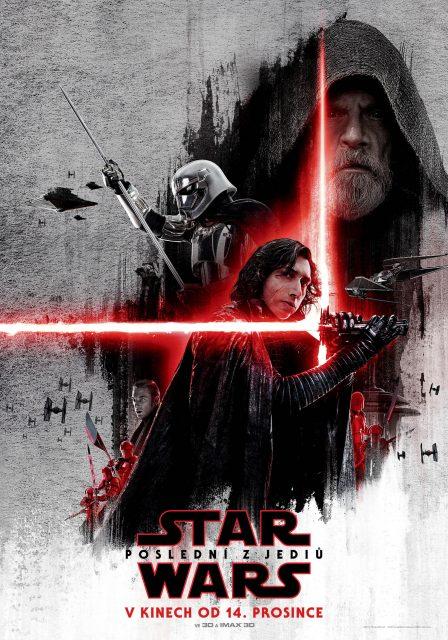 Affiche Star Wars VII Derniers Jedi Disney Poster Last Lucasfilm