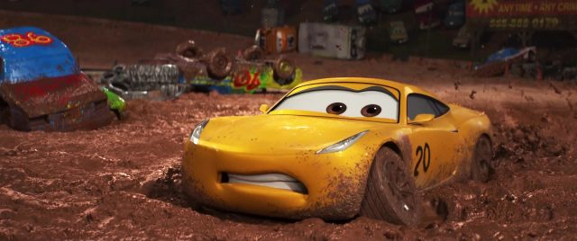 airborne  personnage character disney pixar cars 3