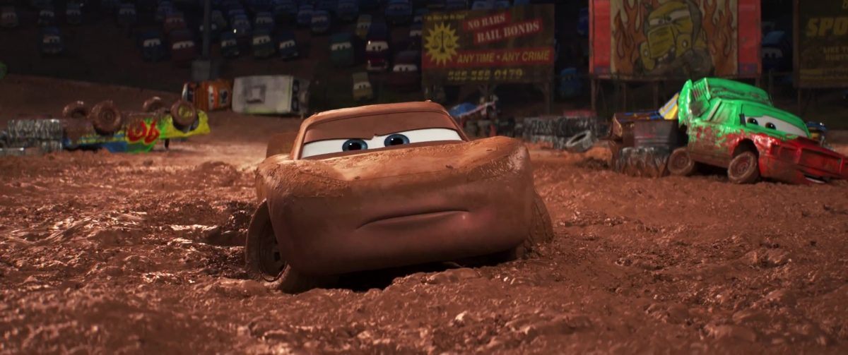 airborne personnage character cars disney pixar