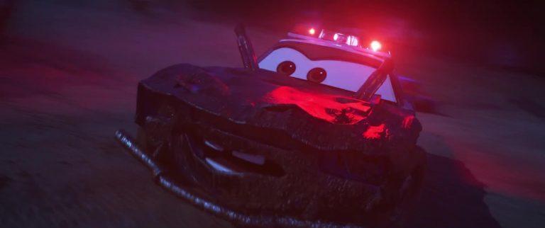 """APB, personnage dans """"Cars 3""""."""