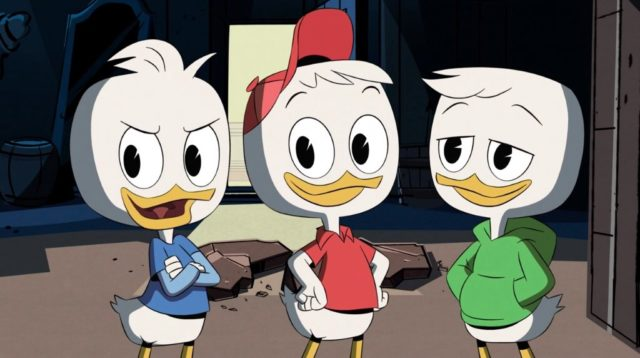 image bande picsou atlantide disney ducktales woo-oo