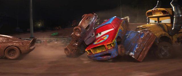 bill personnage character disney pixar cars 3