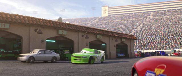 brick yardley personnage character cars disney pixar