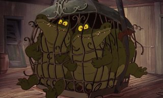 brutus neron personnage character disney aventures bernard bianca rescuers