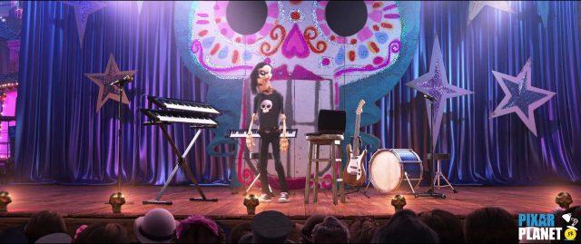 clin oeil easter egg coco disney pixar