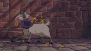 djali personnage bossu notre-dame disney character hunchback