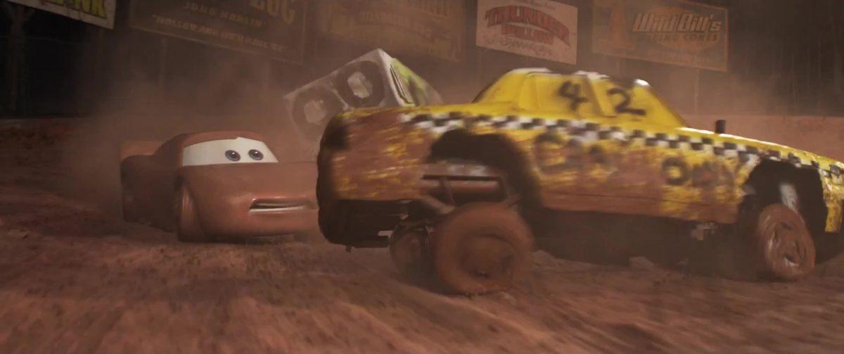 faregame personnage character cars disney pixar