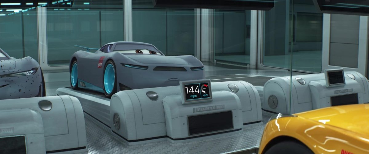 gabriel personnage character cars disney pixar