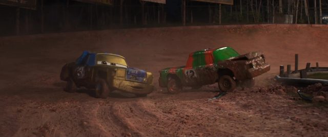 high impact personnage character cars disney pixar