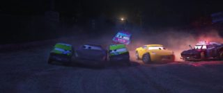 hit run  personnage character disney pixar cars 3
