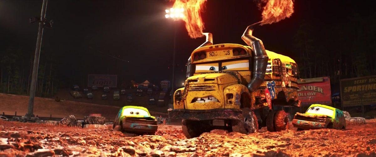 hit run personnage character cars disney pixar