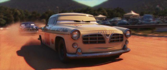 leroy heming personnage character cars disney pixar