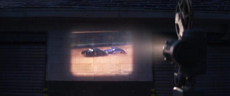 """Levi Mitchan, personnage dans """"Cars 3""""."""