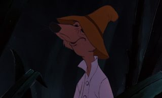 luke   personnage character disney aventures bernard bianca rescuers