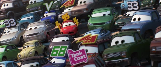 maddy mcgear personnage character cars disney pixar