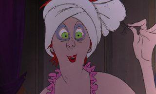 medusa personnage character disney aventures bernard bianca rescuers