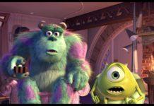 monstres tv disney pixar