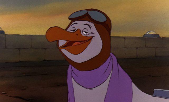 orville personnage character disney aventures bernard bianca rescuers