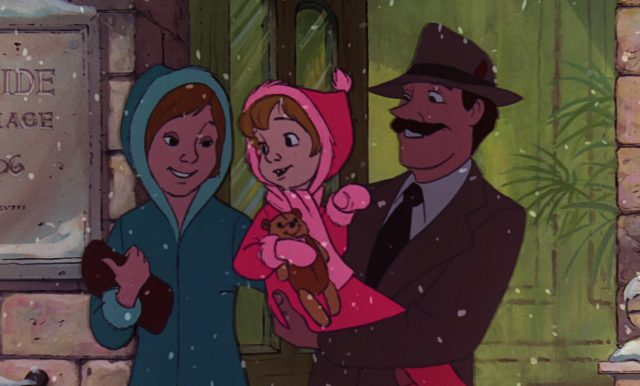 parents personnage character disney aventures bernard bianca rescuers