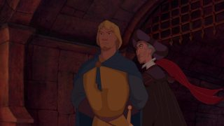 phoebus personnage bossu notre-dame disney character hunchback