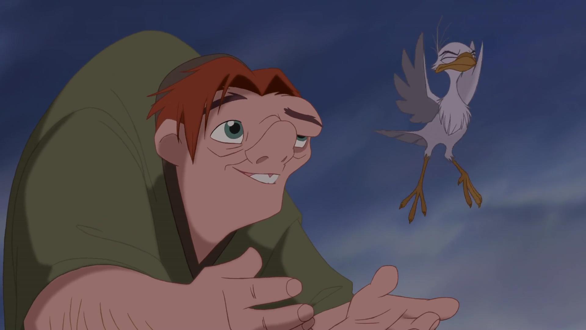 Quasimodo Disney Quasimodo, personnage ...