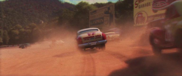 """Jet Robinson, personnage dans """"Cars 3""""."""