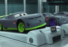 ronald personnage character disney pixar cars 3