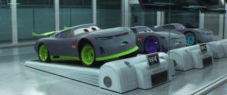 ronald personnage character disney pixar cars 3