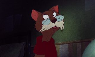 rufus personnage character disney aventures bernard bianca rescuers