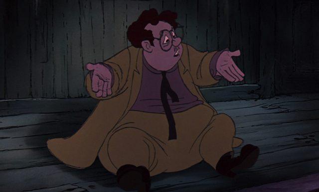 snoops personnage character disney aventures bernard bianca rescuers
