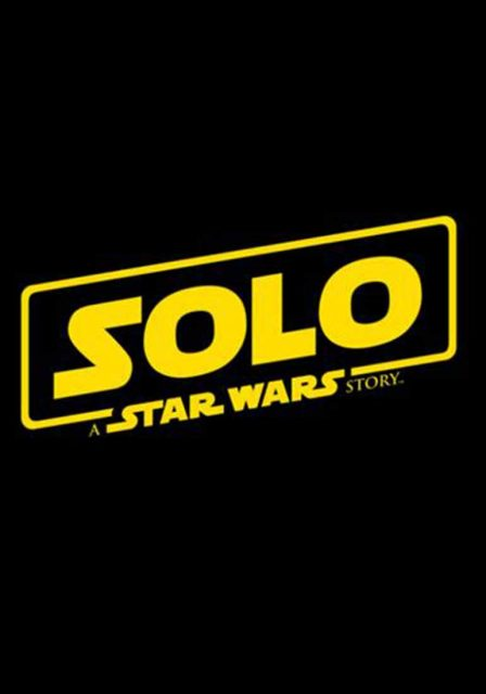 affiche poster star wars solo story disney lucasfilm