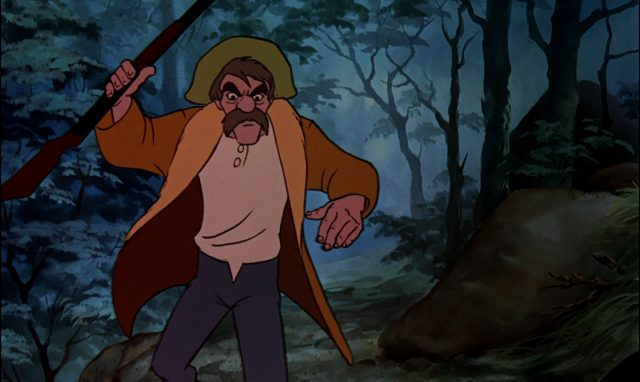 amos slade personnage rox rouky fox hound disney character