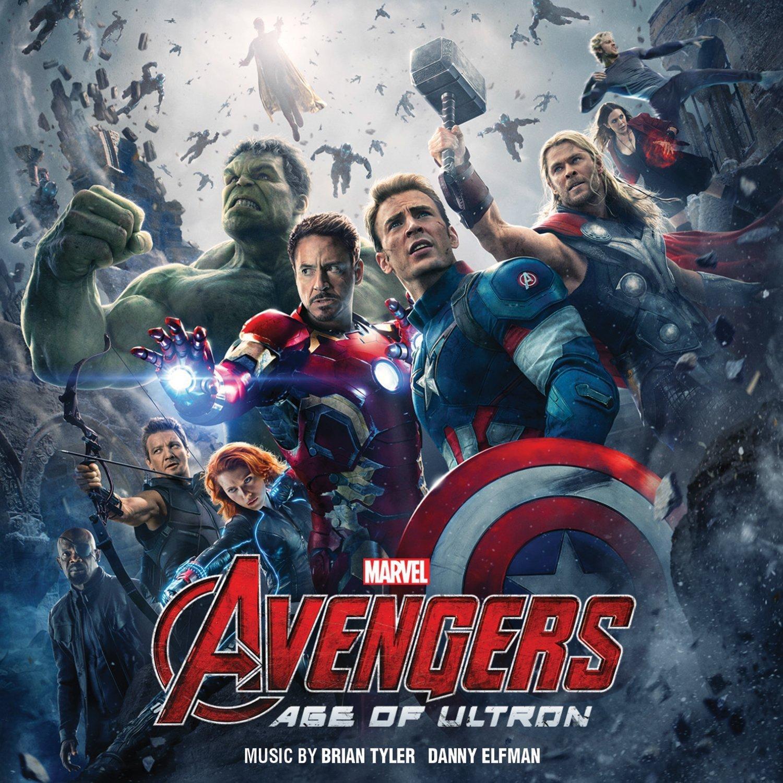 avengers ultron bande originale soundtrack disney marvel