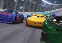 barry depedal personnage character disney pixar cars 3