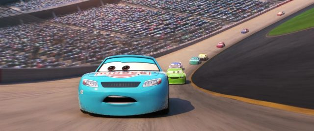 brian spark personnage character cars disney pixar
