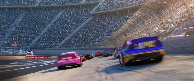 bruce miller personnage character cars disney pixar