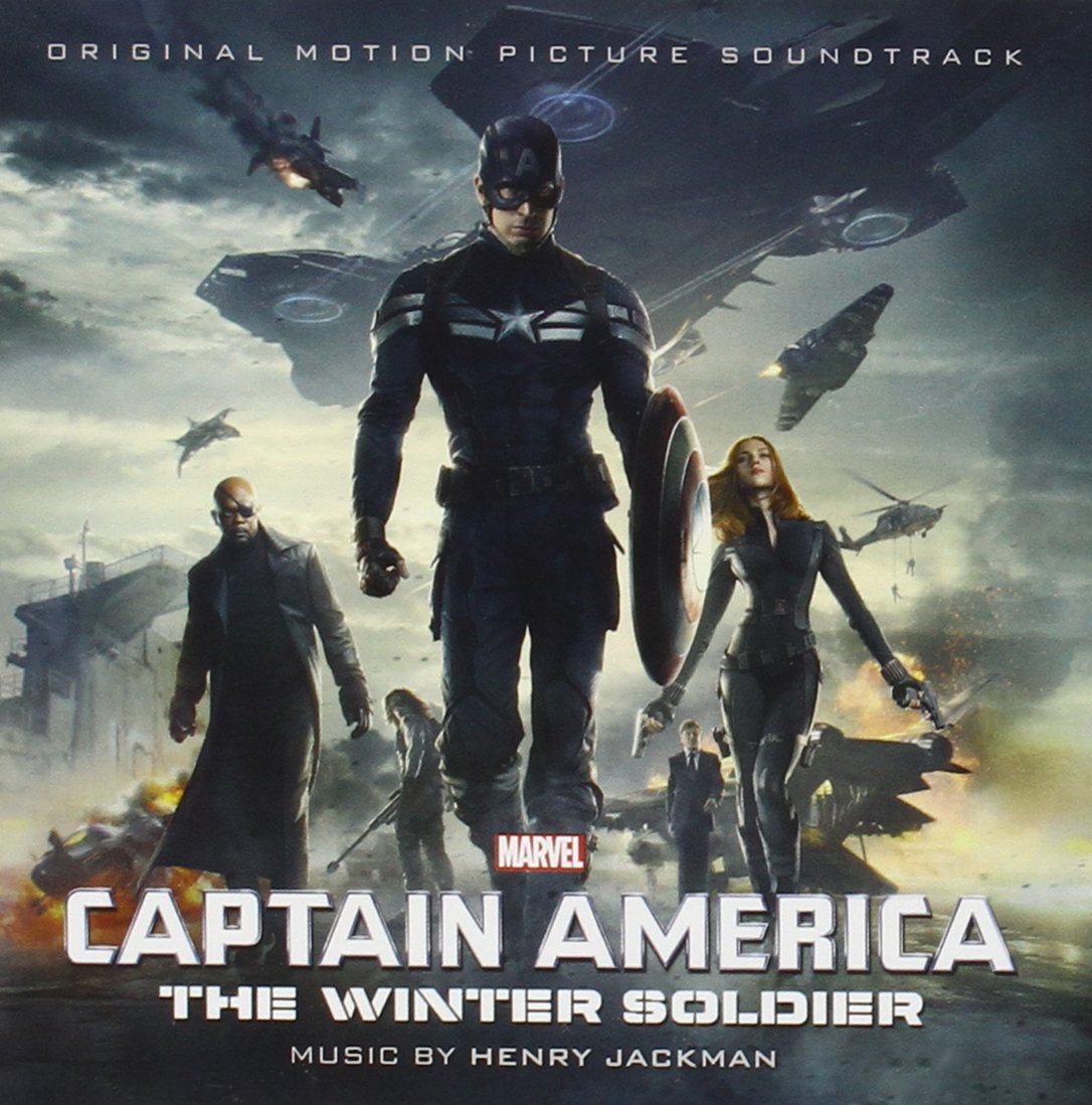 captain america soldat hiver winter soldier bande originale soundtrack disney marvel