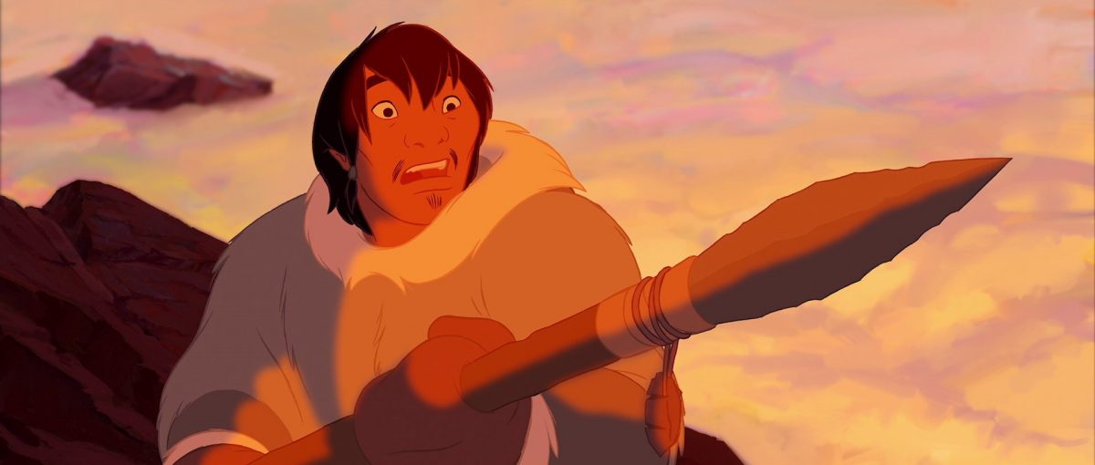 denahi personnage character frère ours brother bear disney