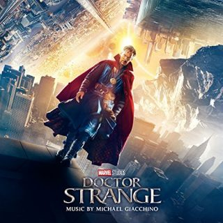 doctor strange bande originale soundtrack disney marvel