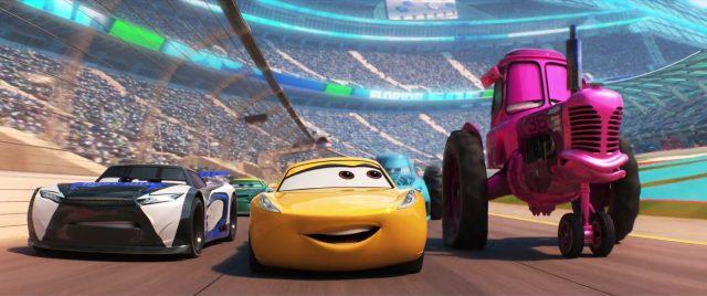 harvey rodcap personnage character disney pixar cars 3